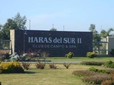 Lote En Venta En Haras Del Sur Ii- La Plata