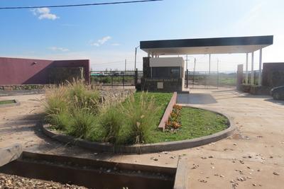 Terreno C/ Gran Vista Listo P/construir- Terruños De Araoz 3
