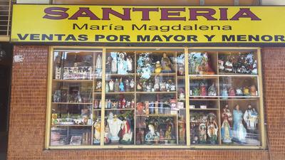 Fondo De Comercio En Venta - Santeria -