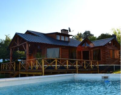Hermosa Cabaña Para Descansar! (capacidad Para11 Personas)
