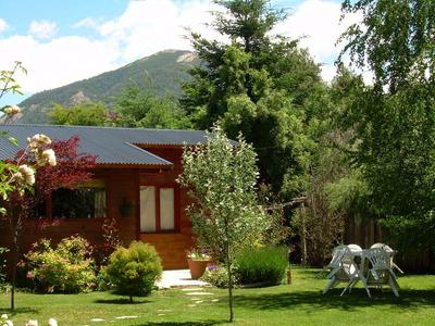 Alquiler Cabaña Bariloche Temp Baja $ 680 Dia Hasta 4 Pax