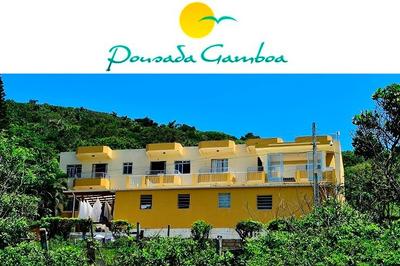 Posada Brasil, Gamboa, Garopaba 65km Al Sur De Florianopolis