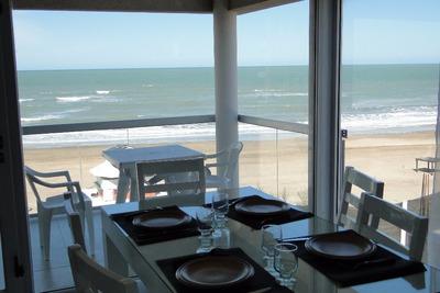 Alquiler Departamento Pinamar Frente Al Mar