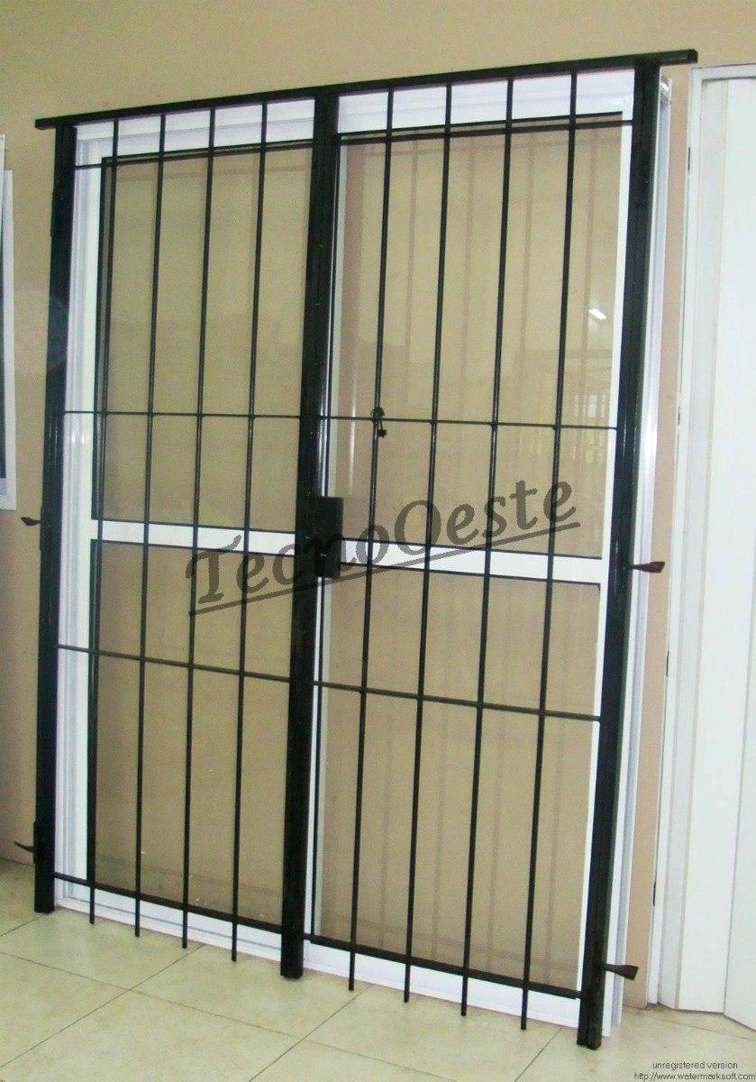 Rejas Para Ventanas Y Puertas. Simple Interesting Rejas Para Puertas ...