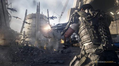 advanced warfare ps3