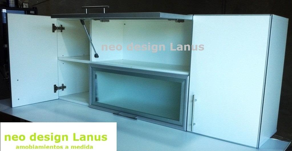 Muebles aluminio vidrio 20170826213832 for Muebles de cocina fiona