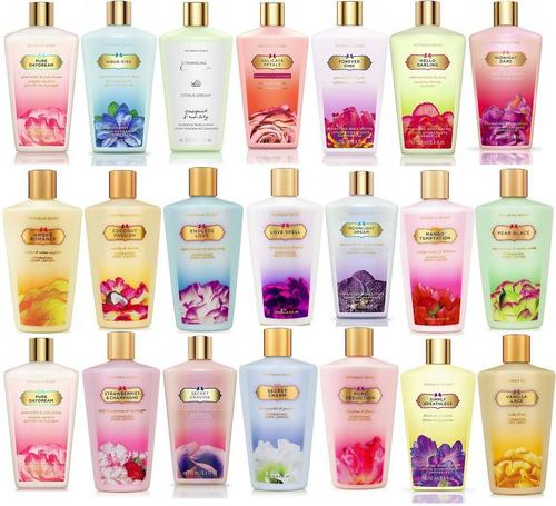 body splash o body lotion victoria secret x 250 ml