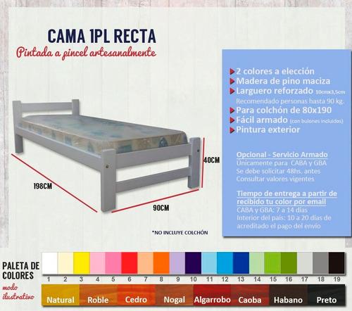 cama de 1 plaza bebes, infantil, niños, juvenil, adultos.