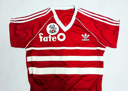 camiseta river alternativa campeón 1986