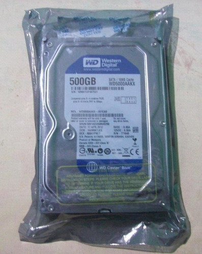 disco rigido wd samsung toshiba 500gb 2,5 sata2 notebook ps3