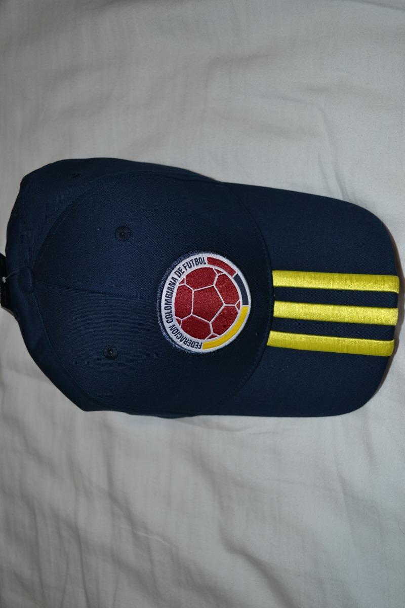 gorra adidas seleccion colombia 2011 1a6b8204314