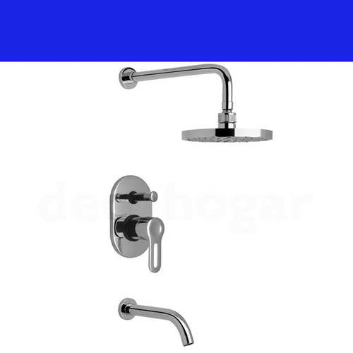 grifería bañera hydros con transferencia monocomando smart