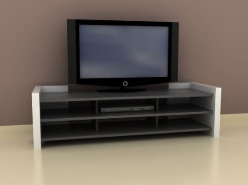 mueble de melamina para tv mercadolibre