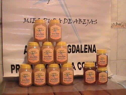 miel pura de abejas x 1 kg.