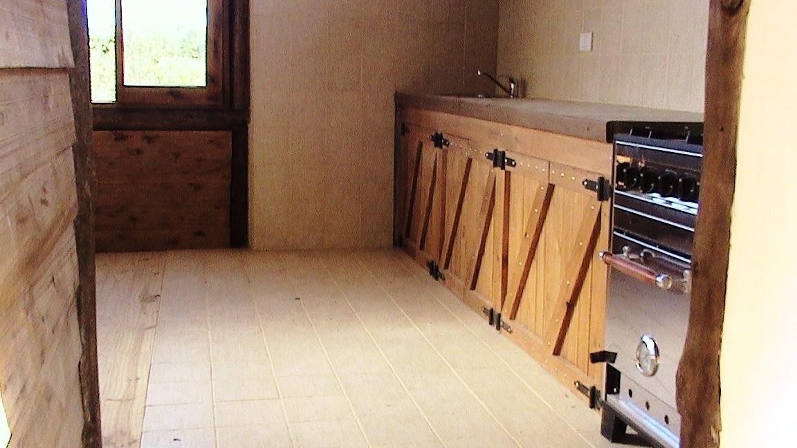 Puertas De Armarios De Cocina. Affordable Reciclar Puertas Armario ...