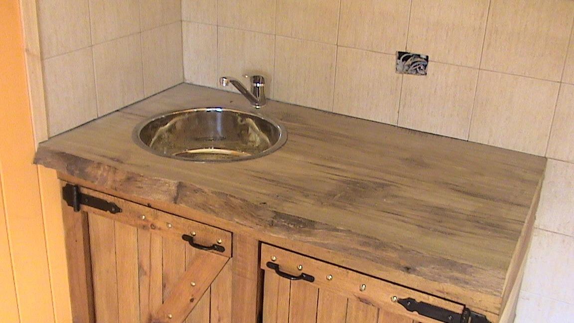 Pintar muebles de cocina rusticos - Muebles de madera rusticos para cocina ...
