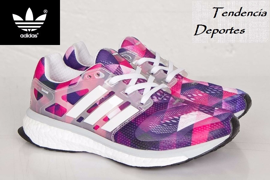 Zapatilla Adidas Boost Mujer