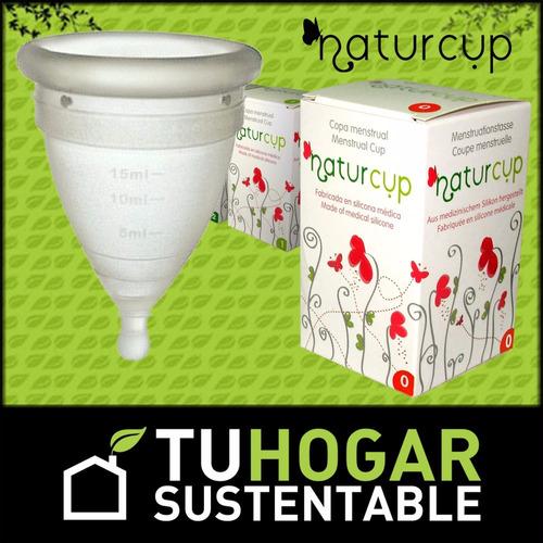 naturcup - copa menstrual ecológica - distribuidor oficial