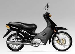 optica delantera guerrero trip 110 - dos rueda motos
