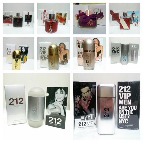 perfumes importados hombre/mujer.super promo.