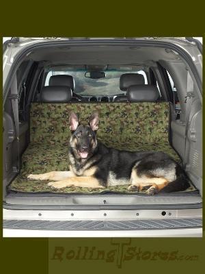perro tapizado funda