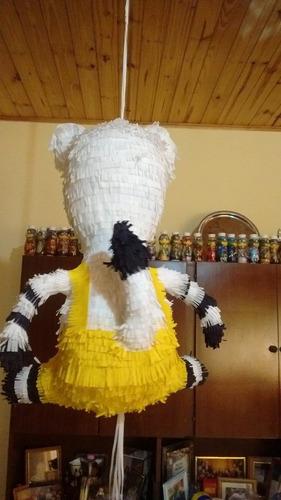 piñata de zou la cebra.