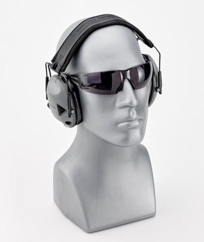 protector auditivo electrónico peltor sport range guard 3m