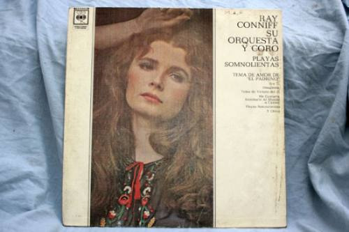 ray conniff y su orquesta- playas somnolientas - vinilo lp