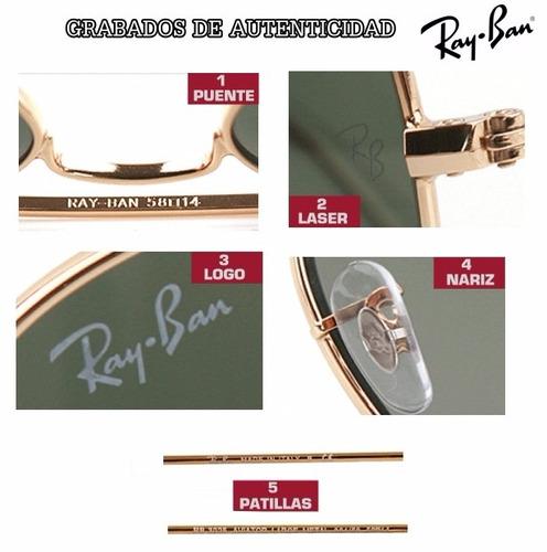rayban aviator wayfarer clubmaster espejados son originales!