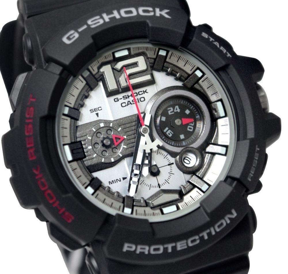 27c4d57eadc4 reloj casio g shock wr200m