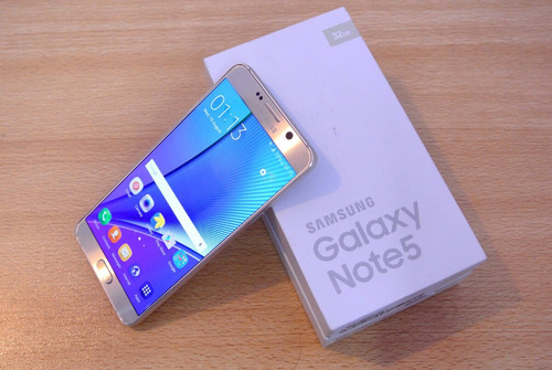 samsung galaxy note 5 4g 5.7 32gb  4gb ram 16mp 4k octacore