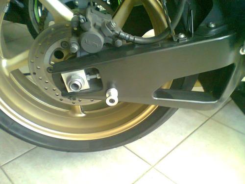 slider traseros para motos