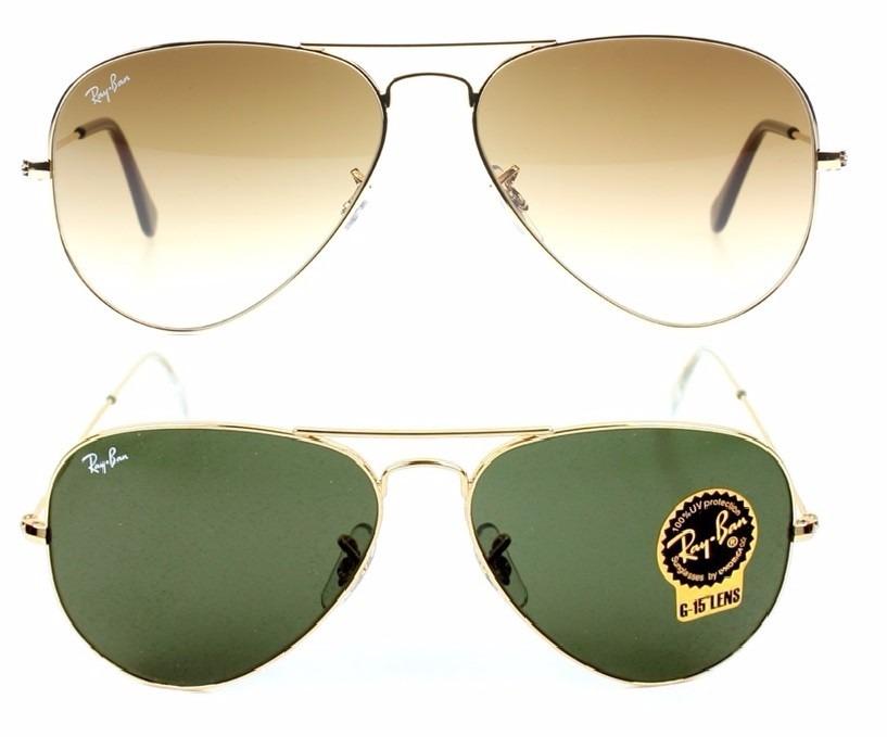 Gafas Sol Ray Ban Aviador Polarizadas Originales | United Nations ...