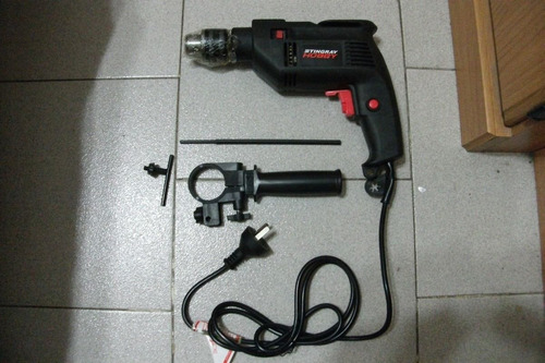taladro stingray hobby 450w 13mm con percutor