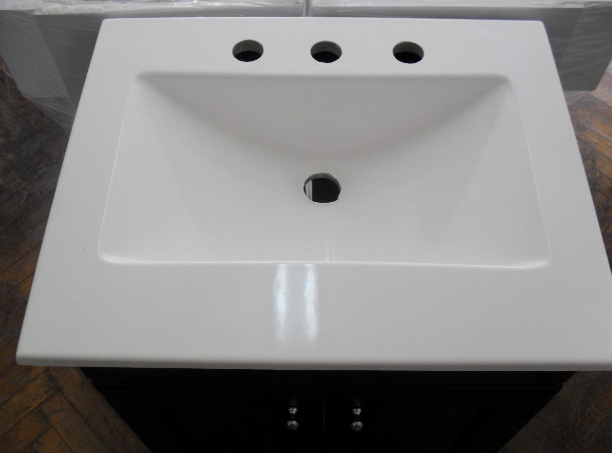 Muebles Para Baño Vanitory:Vanitory 50 Maral Wengue, Anaquel, Peinador, Mueble De Baño – $ 2095