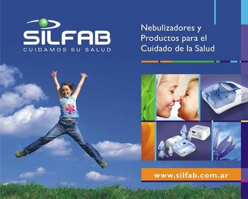 vaporizador silfab - humidificador de  ambientes  - garantia