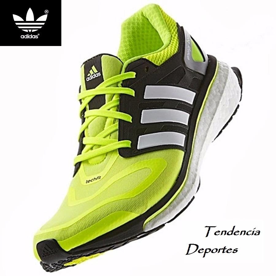 zapatillas de correr de hombre adidas