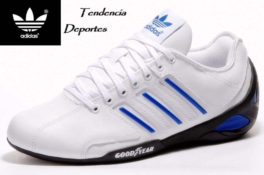 adidas good year rojas