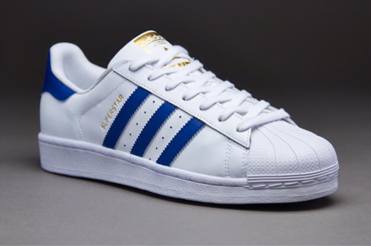 adidas superstar franjas azules d697f345c92a90b754a63b4e5124cf08