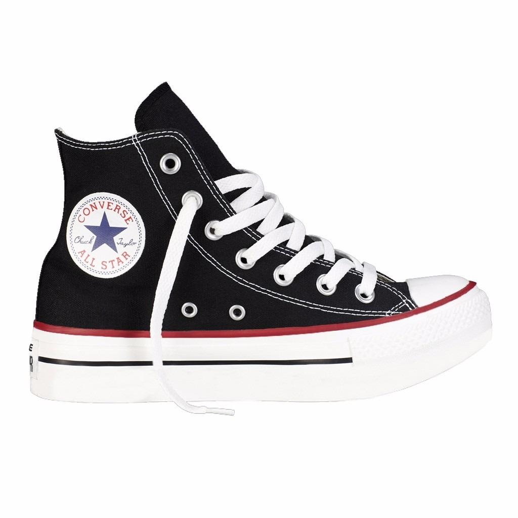 zapatillas all star converse plataforma