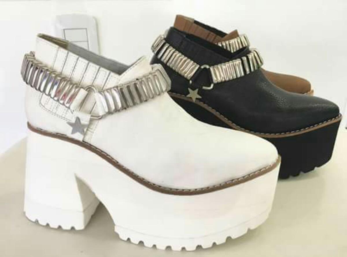 zapatos con plataforma 2016